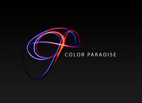 Logo Color Paradise