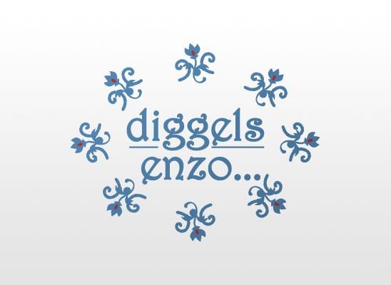 Logo Diggels enzo…