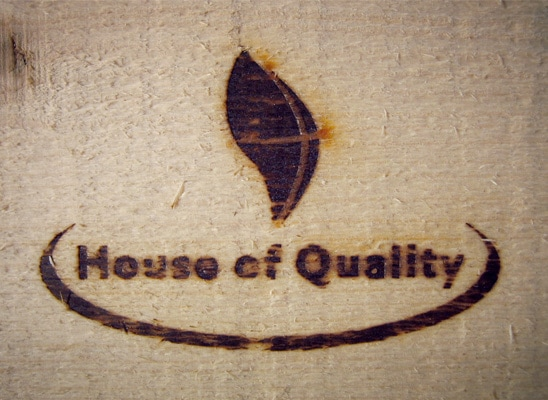 Logo House of Quality