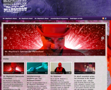 Website Mr. Mephisto Pianoshow