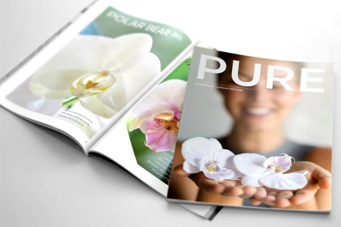 Pure bio lookbook greenbalanz by You're On!