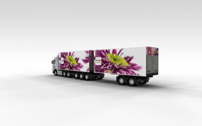 Vrachtwagen Royal van Zanten