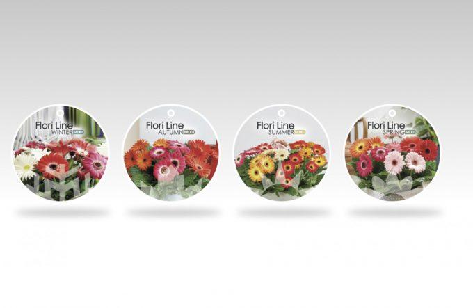 Flori Line® plant lable