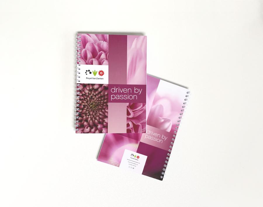 Royal van Zanten brochure driven by passion